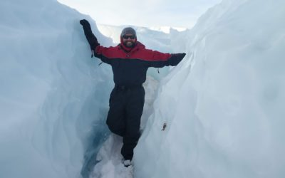 7. Dr Anoop Mahajan, India's atmospheric chemist who leads expeditions in Antarctica