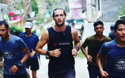 10. Nick Butter,  running the planet….every single country on it! An insight into unwavering commitment!