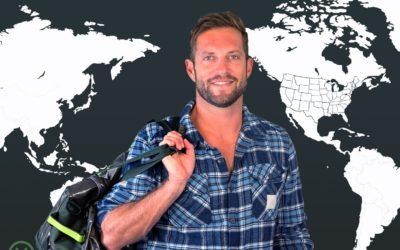 9. Sebastian Terry, adventure & happiness seeker meet global kindness connector