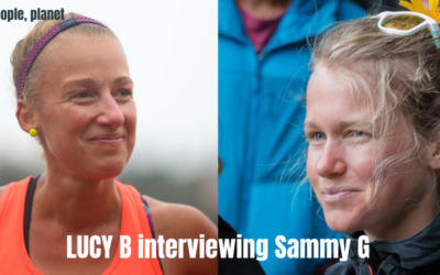 20th episode, Lucy Bartholomew interviewing host Sam Gash – Purpose, People & Planet