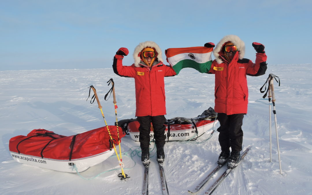 24. Tashi and Nungshi Malik – Indian Twin Climbers, the strength of WE thinking until it prevents growth.